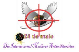 Día internacional da muller antimilitarista