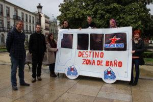 Praia-Bus en Lugo
