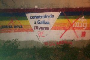 Mural Vilaboa LGTBI