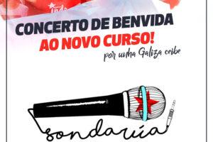 Concerto de SonDaRúa en Compostela