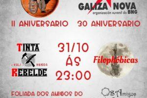 Concerto Lugo 30 anos