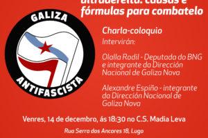 Galiza Antifascista en Lugo