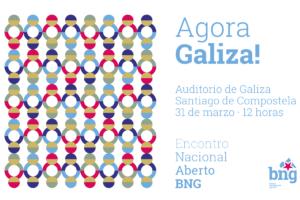 Agora Galiza 31 de marzo