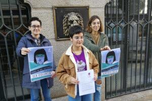 presentación cartaz Galiza Nova